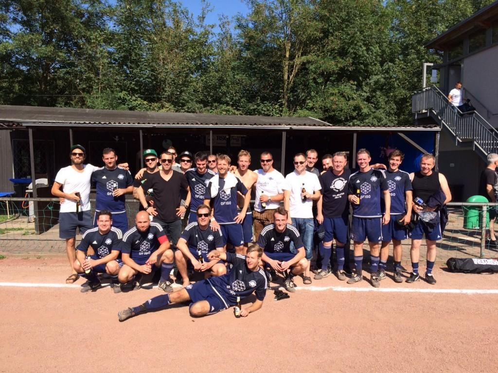 1. Runde FFL Pokal: Playhouse Kickers vs. BG Borbeck 4-0
